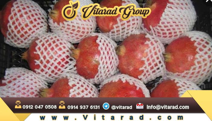 Strains of export pomegranate